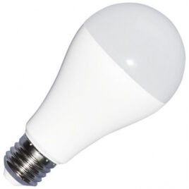 LED V-TAC Λάμπα E27 15W A65 Thermoplastic Φως Ημέρας (4454-5)