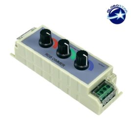 Dimmer Knob RGB 12 Volt 12 Ampere GloboStar 30340