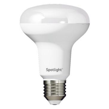 ΛΑΜΠΤΗΡAΣ LED E27 10W R80 ΚΑΘΡΕΠΤΟΥ 4000K (dyp5504)