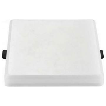 LED mini Πάνελ V-TAC 8W SAMSUNG CHIP Χωρίς Πλαίσιο Τετράγωνο 5 χρόνια εγγύηση Ψυχρό Λευκό (625)