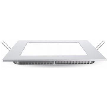 LED V-TAC mini Πάνελ Χωνευτό 36W Τετράγωνο Φως ημέρας 6430 (6430)