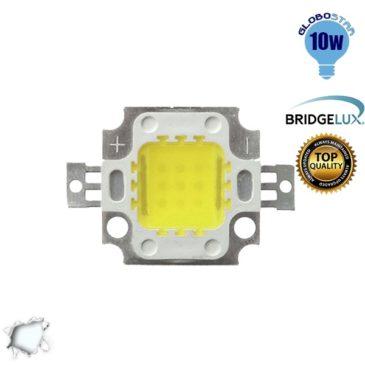 Υψηλής Ισχύος COB LED BRIDGELUX 10W 32V 1000lm Ψυχρό Λευκό 6000k GloboStar 46300