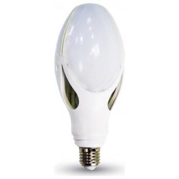 LED Λάμπα V-TAC Ε27 40W ED-90  Ψυχρό Λευκό 6500Κ (7134)