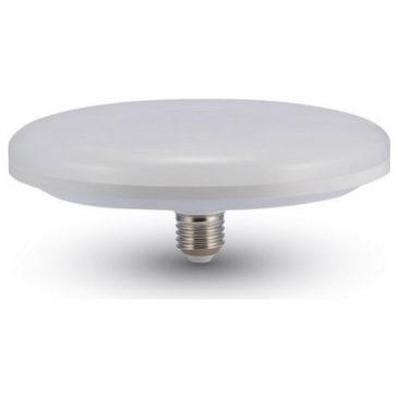 LED Λάμπα V-TAC Ε27 36W F250 UFO Οροφής Θερμό Λευκό 3000Κ (7164)