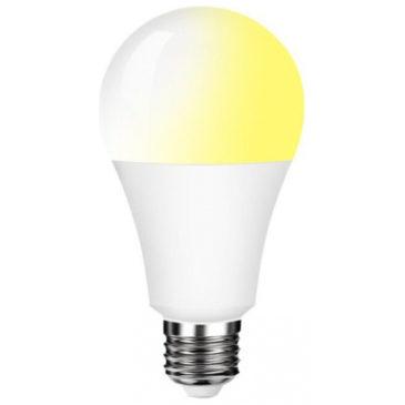 LED V-TAC Λάμπα Ε27 9W A60 Thermoplastic με Αλλαγή Απόχρωσης Χρώματος 7317 (7317)