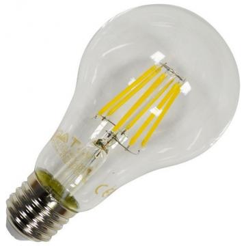 LED V-TAC Λάμπα Ε27 8W (A67) Retro Look Edison Φως Ημέρας 4408 (4408)