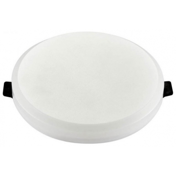 LED Πάνελ mini 15W Samsung chip Frameless Στρογγυλό Ψυχρό Λευκό 622 (622)