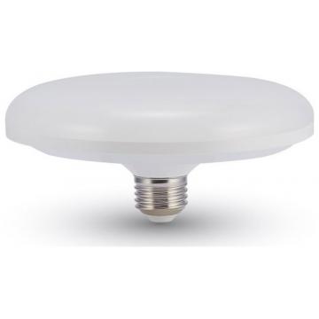 LED Λάμπα V-TAC Ε27 24W SAMSUNG CHIP F200 UFO Οροφής Ψυχρό Λευκό (218)
