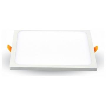 LED mini Πάνελ V-TAC 22W Μικρό Πλαίσιο Τετράγωνο Θερμό Λευκό 4949 (4949)
