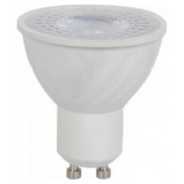 LED Spot VTAC GU10 6W Plastic 38° CRI 95+ Φως Ημέρας 7498 (7498)