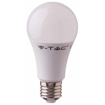PUBLIC ΛΑΜΠΤΗΡΑΣ LED E27 A60 9W Ψυχρό Λευκό (7262-10)