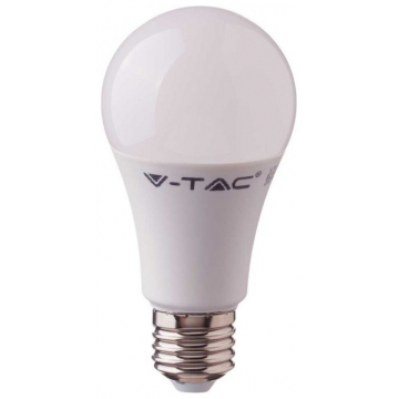 LED V-TAC Λάμπα Ε27 6.5W A60 SAMSUNG CHIP A++ Φως Ημέρας 256 (256)