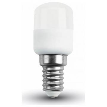 LED V-TAC Mini Λάμπα Ε14 2W Ψυγείου ST26 SAMSUNG CHIP Ψυχρό Λευκό (236)