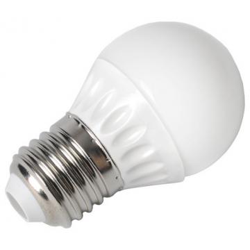LED V-TAC Λάμπα Ε27 μπαλάκι 4W (G45) Φως ημέρας 4162 (4162)
