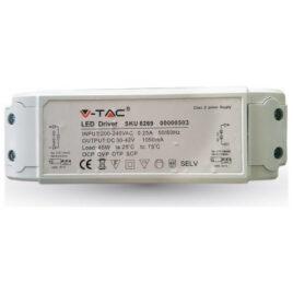 Ντιμαριζόμενο τροφοδοτικό 45W για LED Πάνελ (6269)