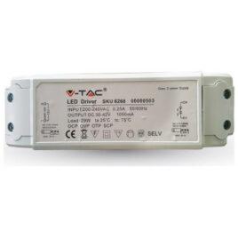 Ντιμαριζόμενο τροφοδοτικό για LED Πάνελ 29W Α++ (6268)