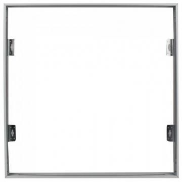 Πλαίσιο Αλουμινίου Για LED Φωτιστικό Πάνελ 60cm x 60cm γυψοσανίδας 8156 (8156)