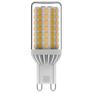 PUBLIC V-TAC LED Λάμπα G9  πλαστικό 5W  Ψυχρό Λευκό Dimmable (7431)