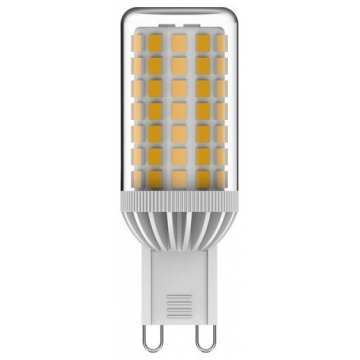 PUBLIC V-TAC LED Λάμπα G9  πλαστικό 5W  Φως Ημέρας  Dimmable (7430)