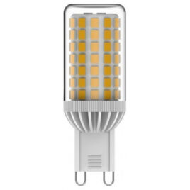 PUBLIC V-TAC LED Λάμπα G9  πλαστικό 5W  Θερμό Λευκό  Dimmable (7429)
