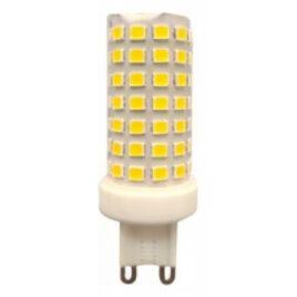 V-TAC LED Λάμπα G9 Πλαστικό 6W SMD Θερμό Λευκό 2719 (2719)