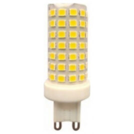 V-TAC LED Λάμπα G9 Πλαστικό 6W SMD Ψυχρό Λευκό 2721 (2721)