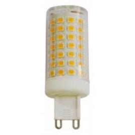 V-TAC LED Λάμπα G9 Πλαστικό 7W SMD Θερμό Λευκό 2722 (2722)