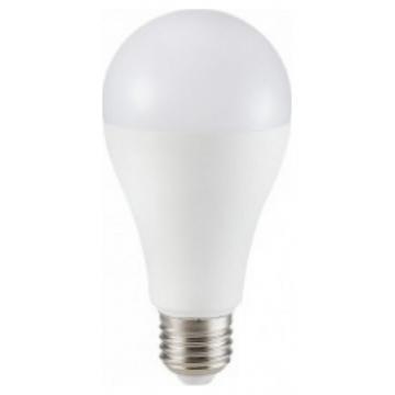 LED V-TAC Λάμπα E27 SAMSUNG CHIP 12W A65 A++  Φως Ημέρας 250 (250)