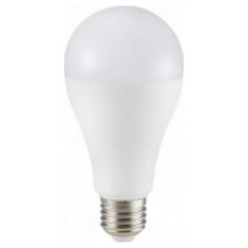 LED V-TAC Λάμπα E27 SAMSUNG CHIP 12W A65 A++  Ψυχρό Λευκό 251 (251)