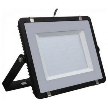 V-TAC LED Προβολέας 200W SAMSUNG CHIP SMD Μαύρος Ψυχρό Λευκό 5 χρόνια εγγύηση 419