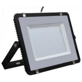 V-TAC LED Προβολέας 150W SAMSUNG CHIP SMD Μαύρος Ψυχρό Λευκό 5 χρόνια εγγύηση 477