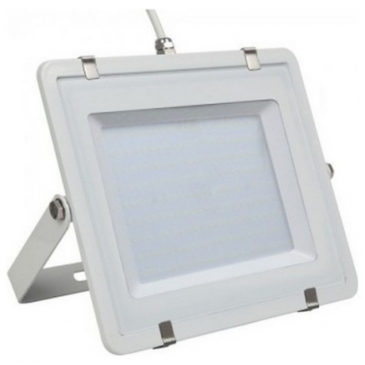 V-TAC LED Προβολέας 200W SAMSUNG CHIP SMD Σώμα Λευκό, Ψυχρό Λευκό 5 χρόνια εγγύηση 421