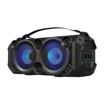 REBELTEC φορητό SoundBox 460 (40W RMS) bluetooth/Aux/Radio/Usb/MicroSd/Karaoke (soundbox460)