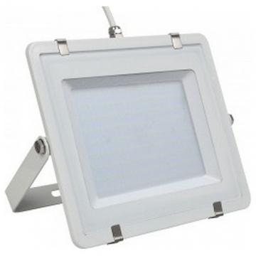 V-TAC LED Προβολέας 200W SAMSUNG CHIP SMD Σώμα Λευκό, Φως Ημέρας 5 χρόνια εγγύηση