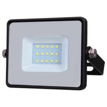 V-TAC LED Προβολέας SAMSUNG CHIP SMD Α++ 10W Μαύρος Φώς Ημέρας 425