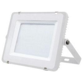 V-TAC LED Προβολέας 150W SAMSUNG CHIP SMD Σώμα Λευκό Ψυχρό Λευκό 5 χρόνια εγγύηση 480