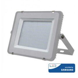V-TAC LED Προβολέας 150W SAMSUNG CHIP SMD Γκρι Ψυχρό Λευκό 5 χρόνια εγγύηση 483