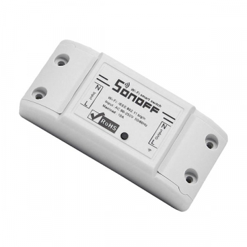 SONOFF Basic Smart Home Switch WiFi – Ασύρματος Έξυπνος Διακόπτης GloboStar 48455 (48455)