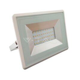V-TAC LED Προβολέας E-Series SMD 30W Λευκός Φως Ημέρας 5956