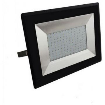 V-TAC LED Προβολέας E-Series SMD 100W Μαύρος Ψυχρό Λευκό 5966