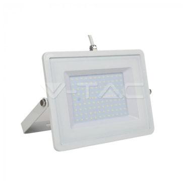 LED  Προβολέας V-TAC 100W Λευκός SLIM SMD 8500lm Φως Ημέρας 5971