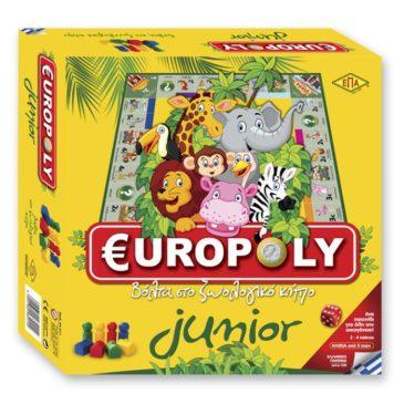 EUROPOLY JUNIOR 27x27cm ΕΠΑ 03-211 (69-141)