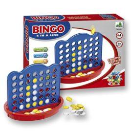 BINGO IN A LINE 29x22cm ToyMarkt 891484 (69-1464)