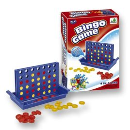 BINGO GAME 14x20cm ToyMarkt 891485 (69-1465)
