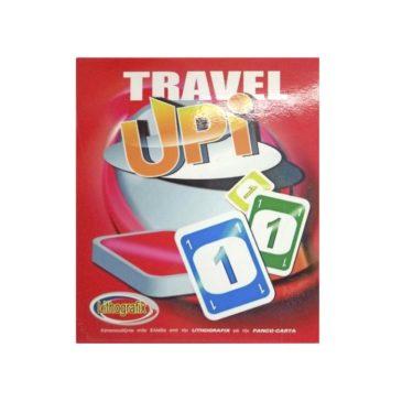 UPI TRAVEL 16x20cm AK 68-401 (69-1548)