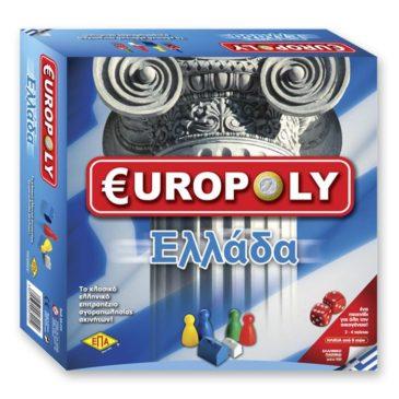 EYROPOLY ΕΛΛΑΔΑ 27x27cm ΕΠΑ 03-215 (69-222)
