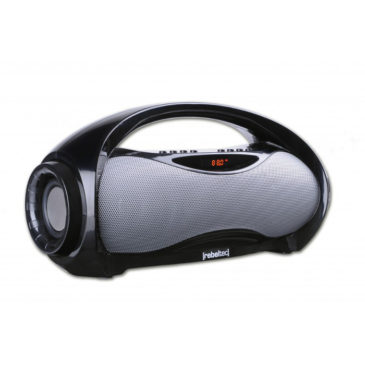 REBELTEC φορητό SoundBox 320 bluetooth/Aux/Radio/Usb/MicroSd (16watt RMS) (soundbox320)
