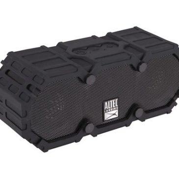 ALTEC LANSING φορητό ηχείο Mini Life Jacket 2, IP67, μαύρο (AL-IMW477-BK)