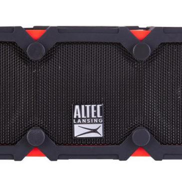 ALTEC LANSING φορητό ηχείο Mini Life Jacket 2, IP67, μαύρο-κόκκινο (AL-IMW477-RD)