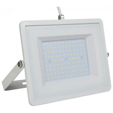 LED  Προβολέας V-TAC 100W Λευκός SMD SAMSUNG Chip High Lumen 120LM/W Ψυχρό Λευκό 5 Χρόνια Εγγύηση 769
